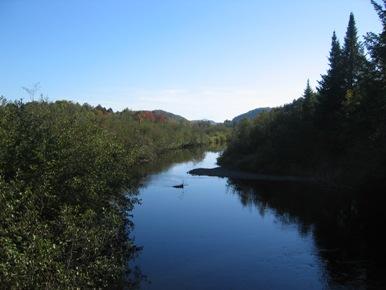 Brome Missiquoi river